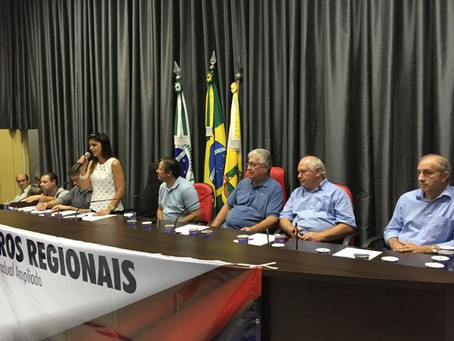 Encontro Regional PMDB: Apucarana