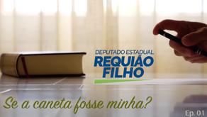 Requião Filho convida população a pensar em como o Estado poderia ser melhor administrado