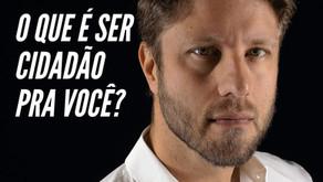 Requião Filho inova, mais uma vez, com lançamento de campanha de conscientização eleitoral