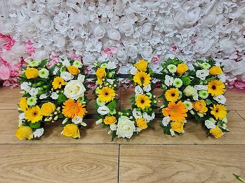 MUM mix flower frame