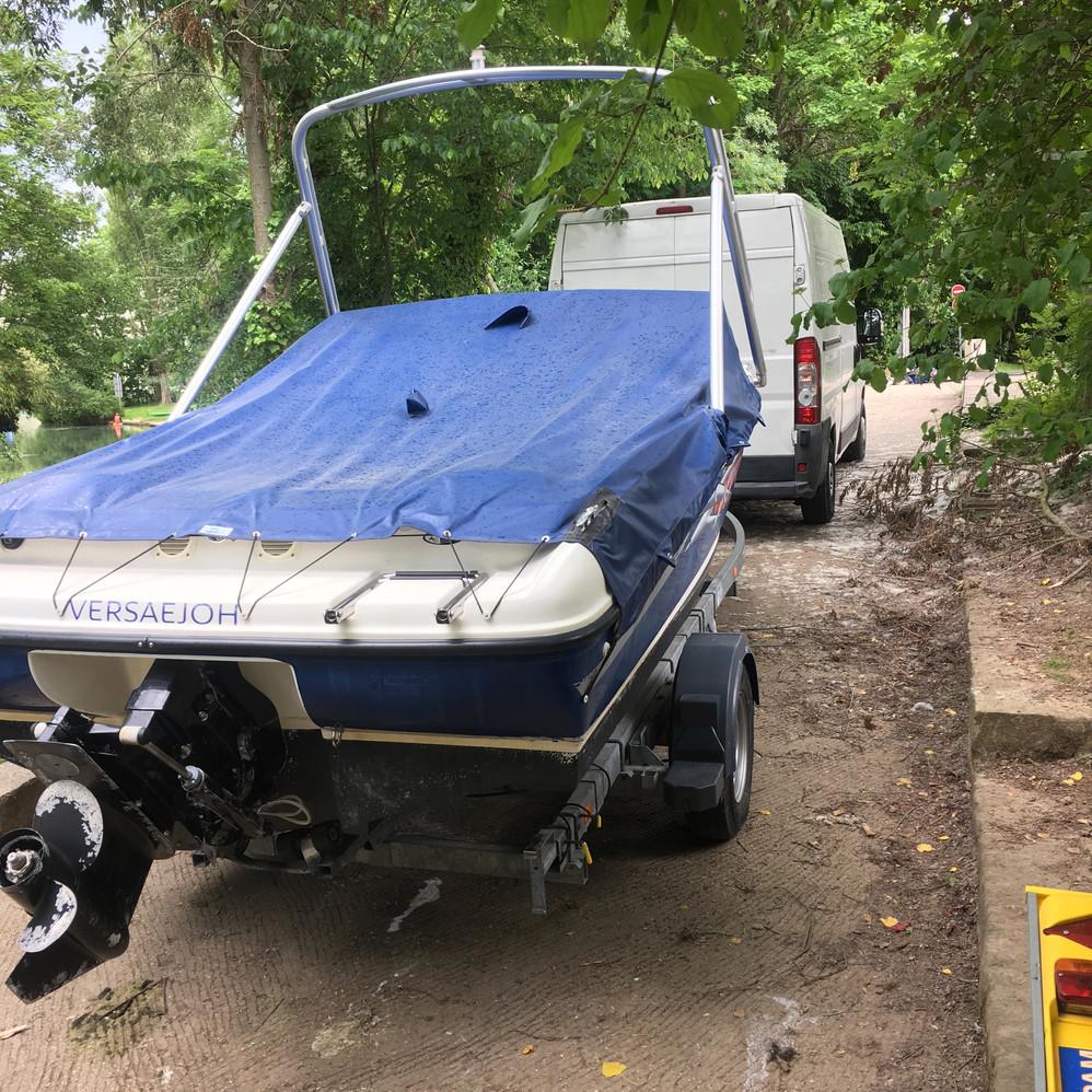 Livraison bateau d'occasion