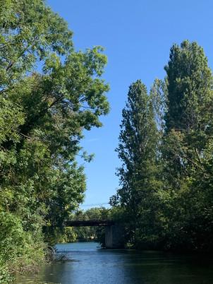 Bras de Seine privé