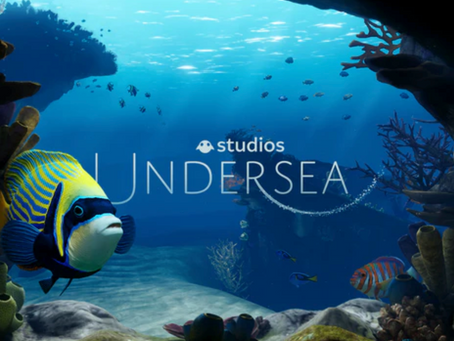 Undersea - Behind the Scene