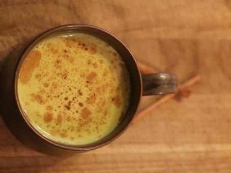 Vanilla Cayenne Golden Milk