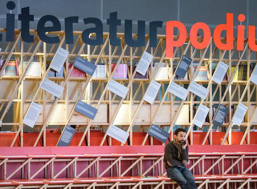 La Fiera del Libro a Francoforte