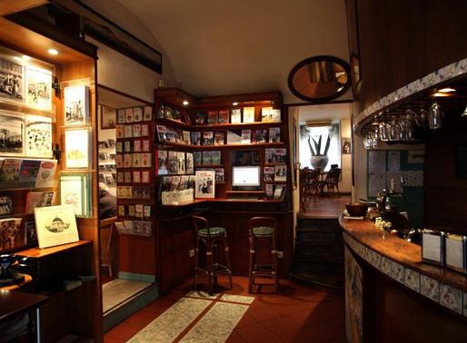 """Nuova Libreria a """"Rinascita 2.0"""" Villa Gordiani a Roma. É un caffè letterario"""