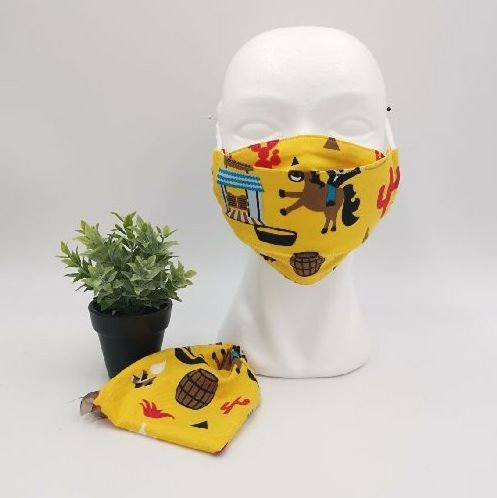 Behelfsmaske J1