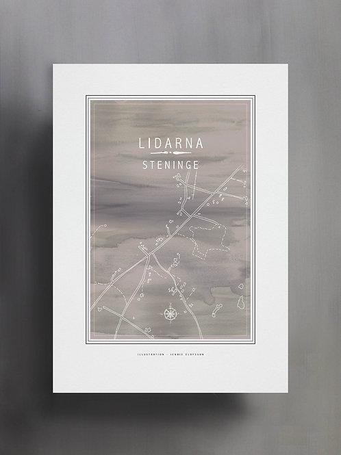 Lidarna