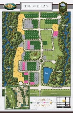 Royal Pine Site Plan
