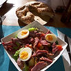 Ham Hock Salad