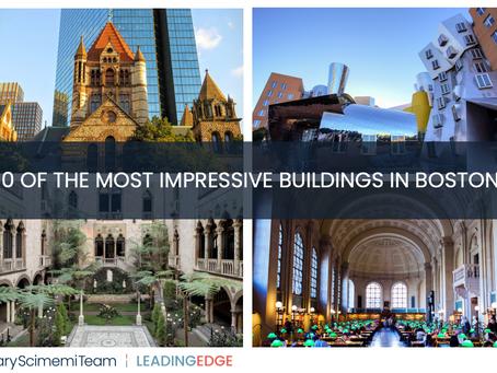 10 OF THE MOST IMPRESSIVE BUILDINGS IN BOSTON