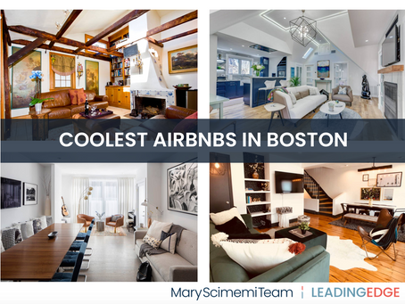 COOLEST AIRBNBS IN BOSTON