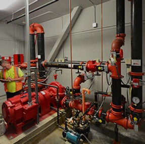Fire Pump Testing and Inspection
