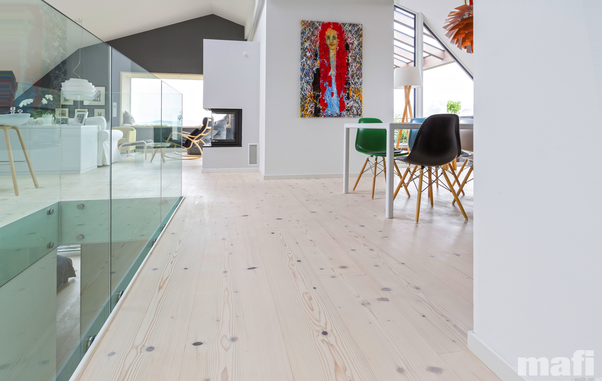 FIR Wide-Plank _ brushed _ lye treated _ white oil 2