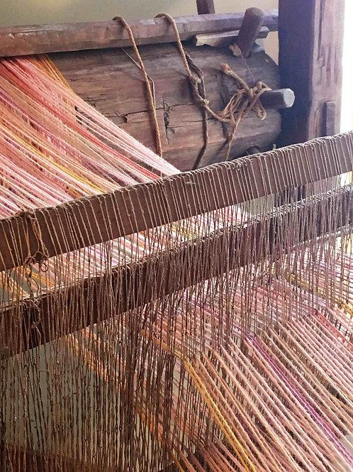Le métier à tisser des Olmstead / Olmstead Loom