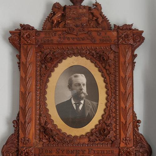 Portrait de l'Honorable Sydney Fisher / Portrait of the Hon. Sydney Fisher