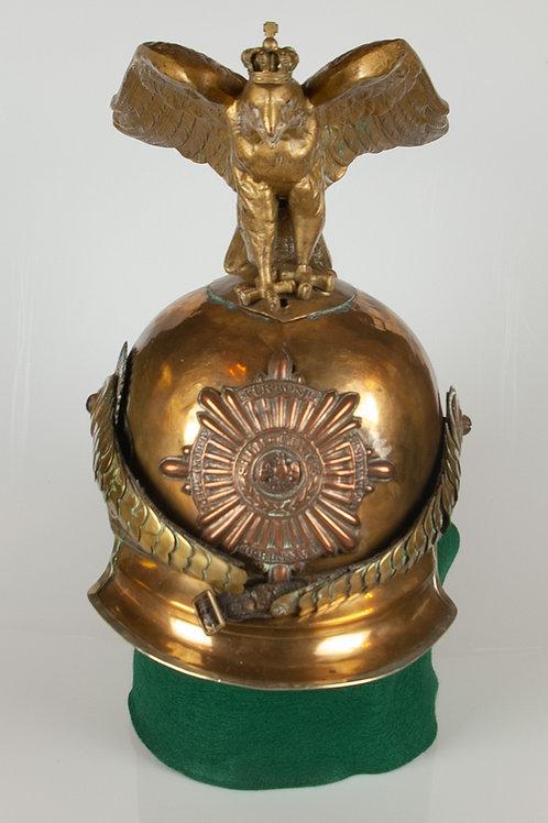 Casque de la garde du Kaiser / Kaiser Guard Helmet