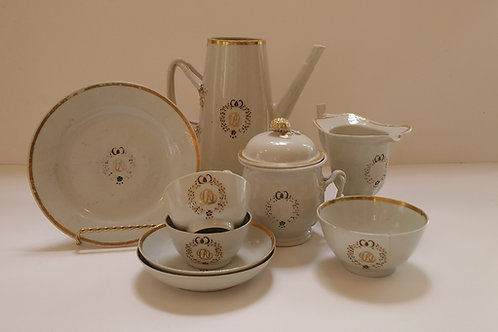 Porcelaine Olcott / Olcott China