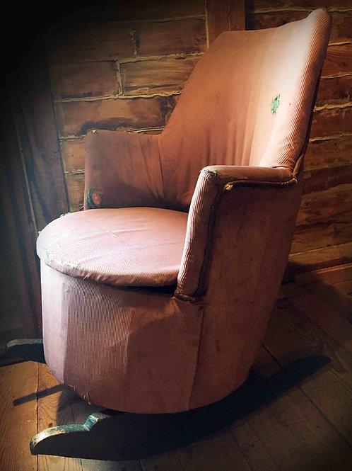 Le fauteuil à bascule / Smugglers Rocker