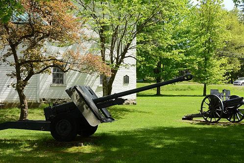 Le canon anti-char / Anti-Tank Gun