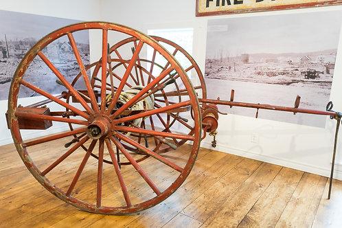 Charrette de pompiers / Fire Cart