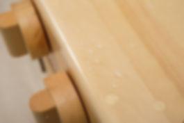 木の表面耐久性の向上 WOODWORKER