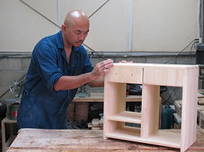 強面職人の優しい木工品 糸井興業 WOODWORKER