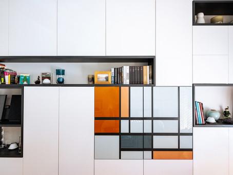 Un appartement Boulonnais haut en couleur
