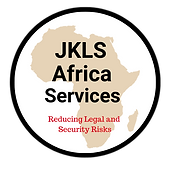 JKLS Africa logo, black