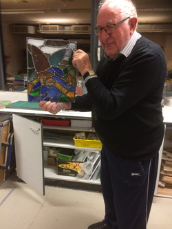 Stained Glass course result