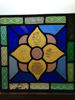 Stained Glass custom - student work