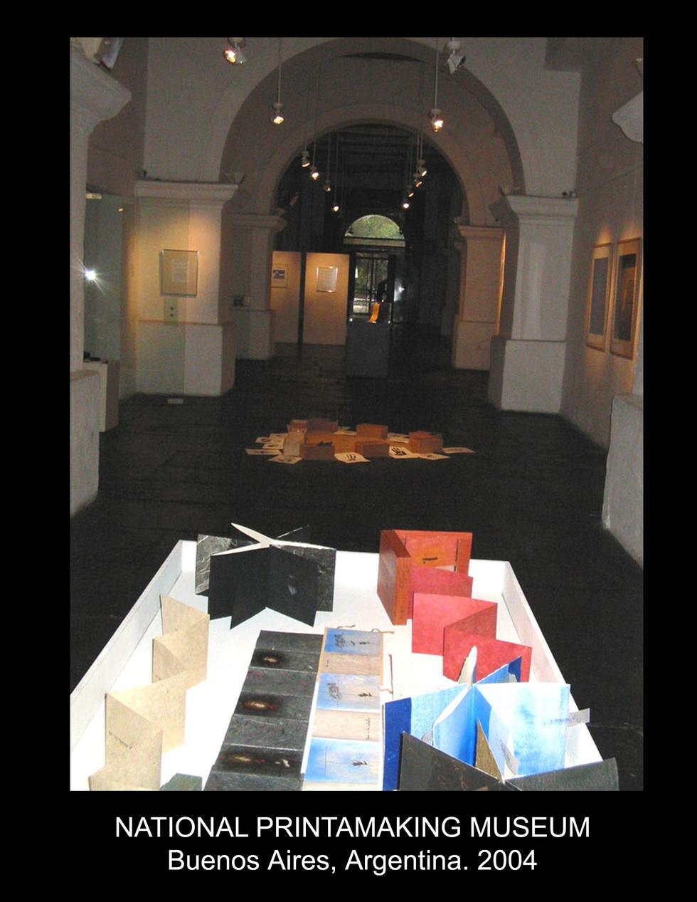 PRINTMAKING MUSEUM ARGENTINA