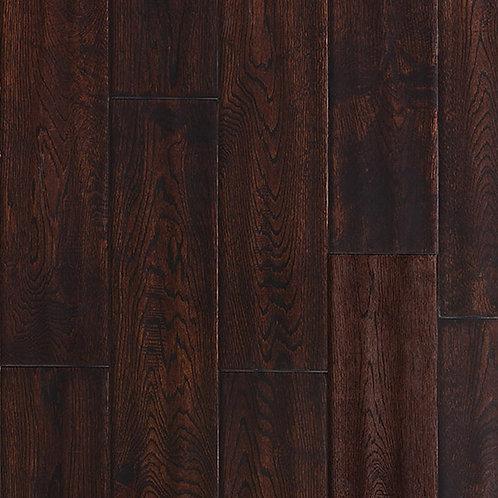 Distressed Tobacco Oak