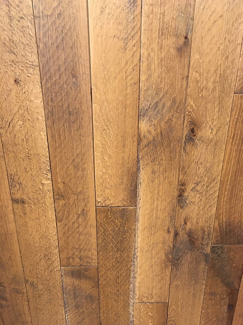 Rift & Quartered White Oak Handscraped Adirondak