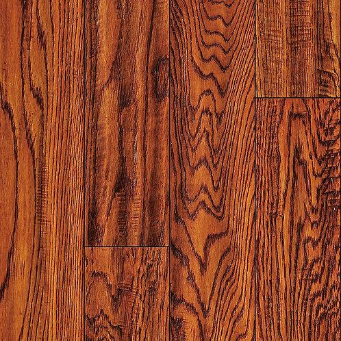 Distressed Antique Oak
