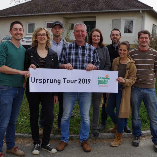 bei Josef Mitterhuber in Haidershofen