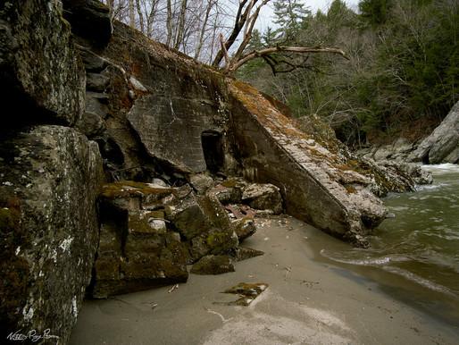 Mad River Moretown Ruins