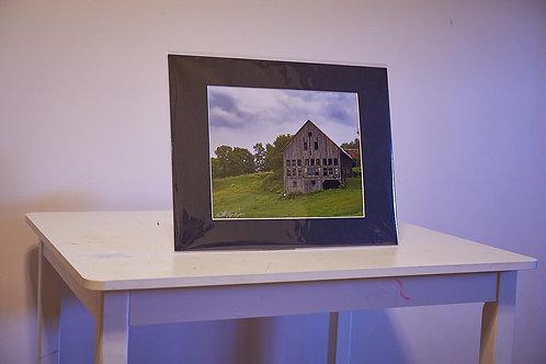 Many Windowed Barn