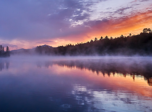 Dawn's Preceding Light