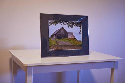 Tree Framed Barn