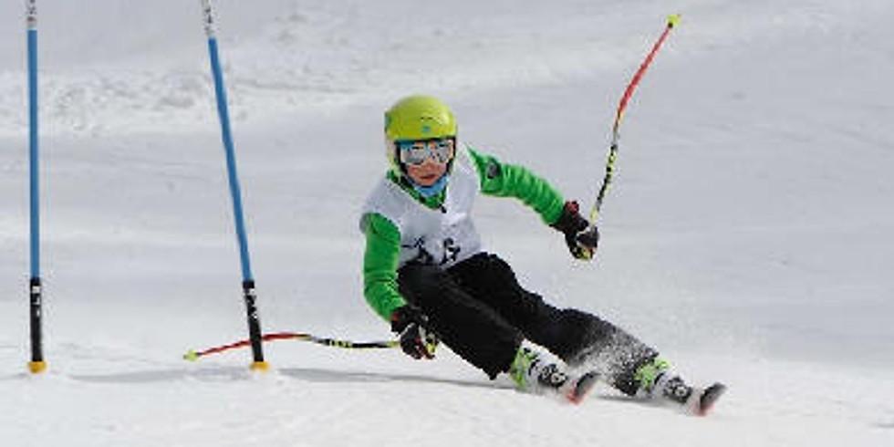 U10 U12 U14 Course Ski club du Lizon