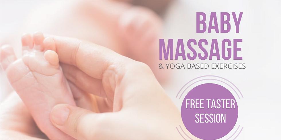 Baby Massage Taster Session