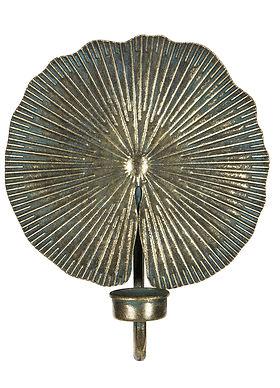 Väggljushållare-Metall