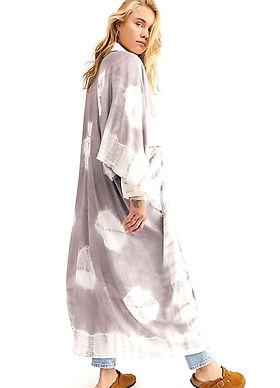 Kimono-Lavendel