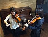 国立市ヴァイオリン教室と所沢市ヴァイオリン教室のレッスン案内。無料体験レッスンあり