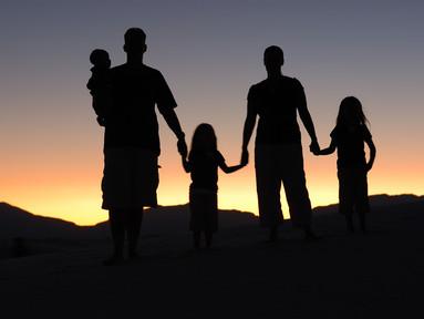 Familie: Meine Eltern, meine Geschwister. Und Ich?