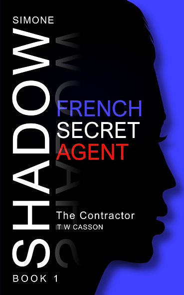 Front cover of Simone Shadow 'The Contractor' Thriller Series