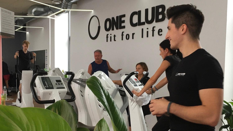 Trening Milon - One Club Popiełuszki