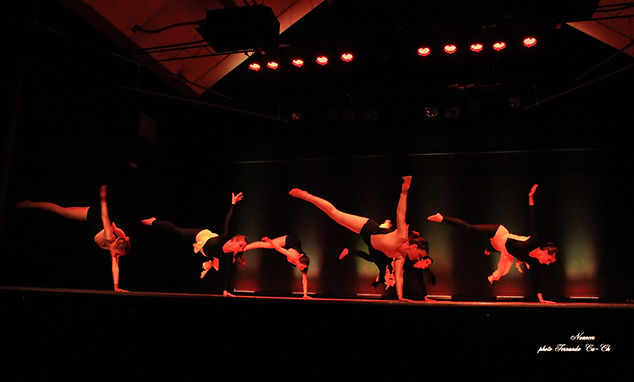 La Compagnie Diabolo Danse