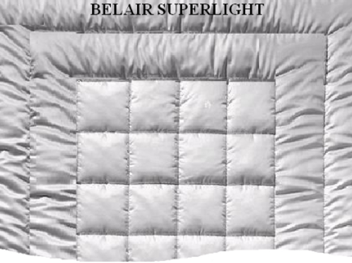 Copia de Duvet Belair Superlight 240x240 cm